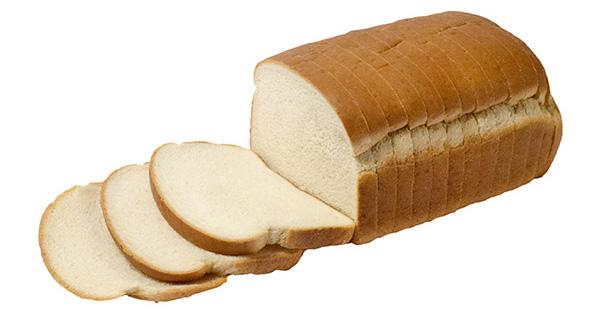 الخبز الأبيض في الرجيم