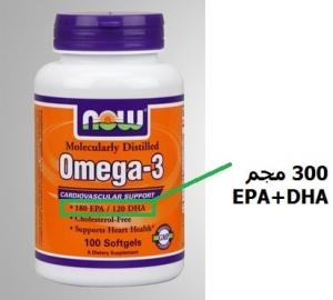 اوميجا 3 جرعة اضرار فوائد