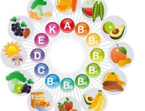 الفيتامينات و المعادن للصحة و التخسيس و بناء العضلات . جزء 1