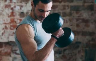 ضخامة عضلية