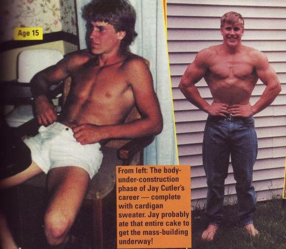 جاي كتلر صغيرا 15 عام